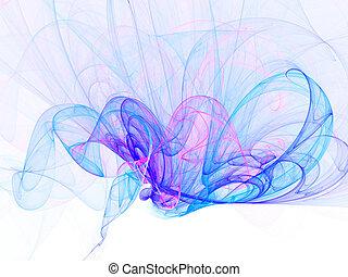 communication wind rays