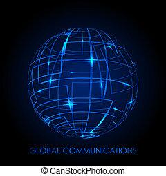 communications, global