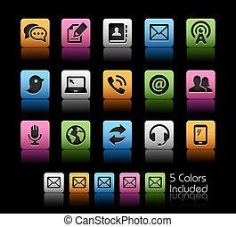 Communications Icons