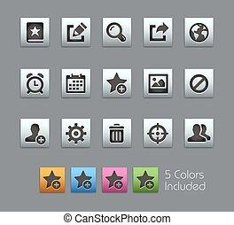 communications, interface, -, satinbox