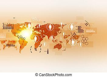 Communications Network Business Interface