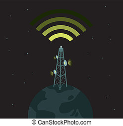 Communications power / World domination