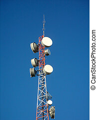 Communications Tower - Cell phone Tower