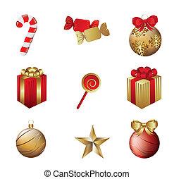 communie, kerstmis