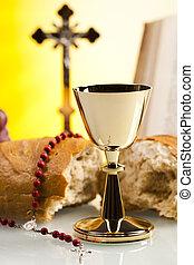 Communion, saint