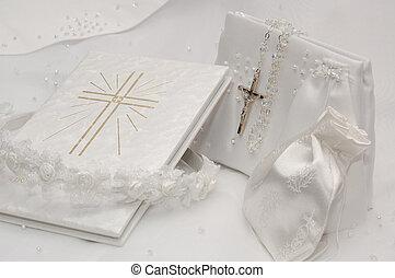 communion, saint, premier