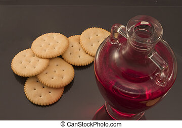 Communion wine and w