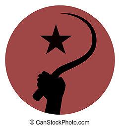 Communism star