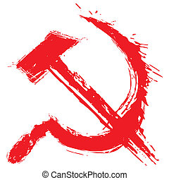 Communism symbol - Illustration of communism symbol created...