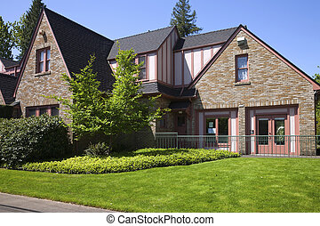 Community center house, Portland OR.
