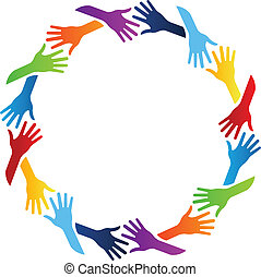 Community Hands Circle