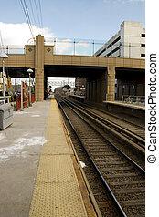 Commuter Train Line