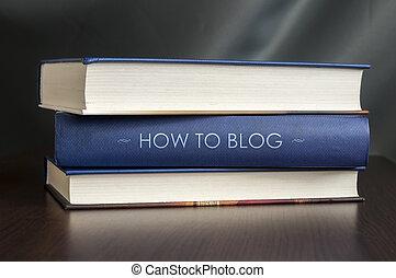 como, concept., livro, blog.