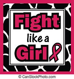 como, pecho, awareness-fight, cáncer