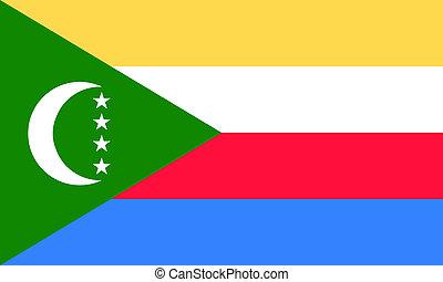 Comoros flag