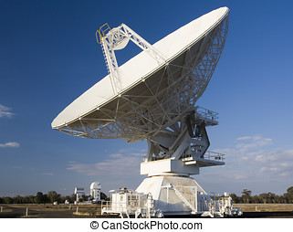 Compact Array Telescope used for scientific research