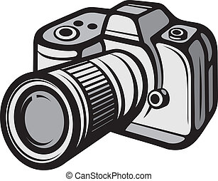 compact, digitale camera