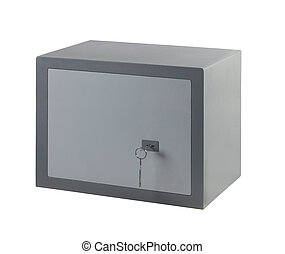 Compact secure safe