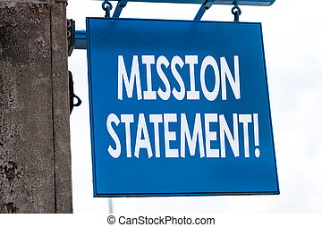 company., business, photo, projection, mission, vise, écriture, note, valeurs, showcasing, statement., résumé, formel