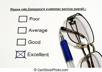 Company Customer Service