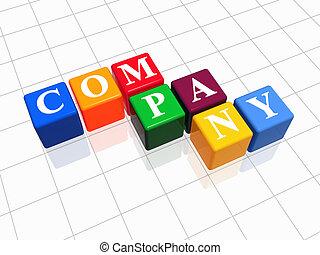 company in colour