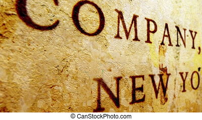 Company inc New York