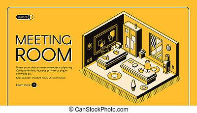 Company office interior design website
