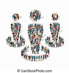 company people  symbol