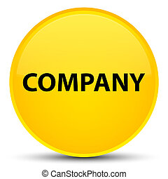 Company special yellow round button