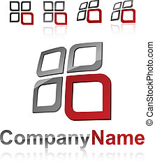Company symbol.