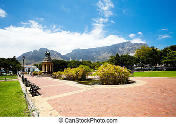 company's garden, cape town, south africa