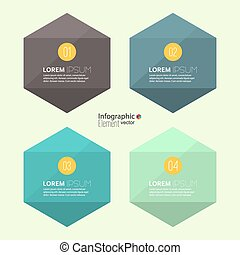 Comparative chart with templates for presentation - ...