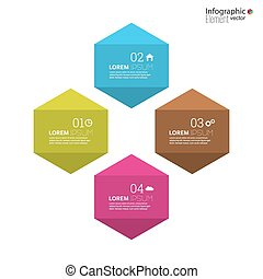 Comparative chart with templates for presentation -...