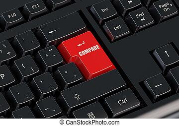 Compare Red Button