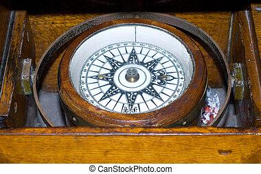 compas antique