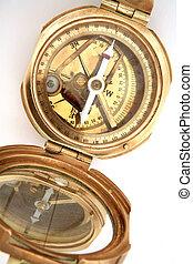 compas laiton