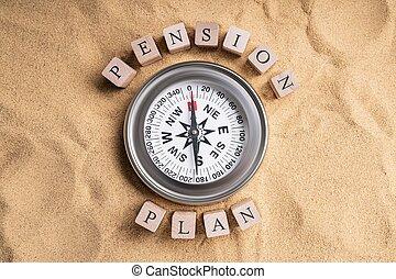 compas, pension, plan, sable