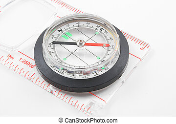 Compass - A compass for finding direction.
