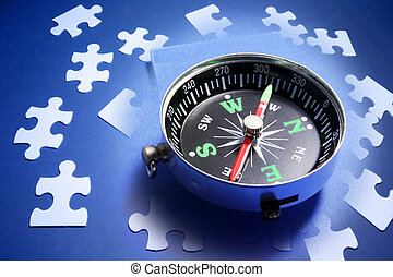 Compass and Puzzles - Composite of Compass and Puzzles