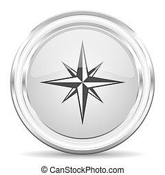 compass internet icon