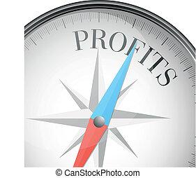 compass profits