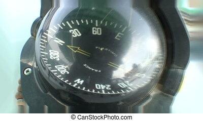 Compass - Ship compass.