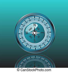 Compass vector eps.10