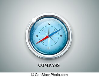 compass wind rose vector illustration