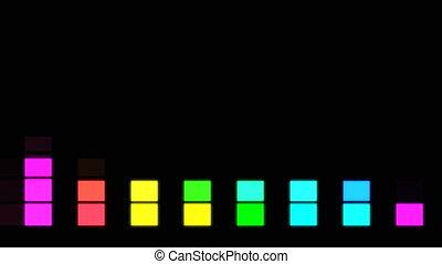 compensateur, spectre, son, effet