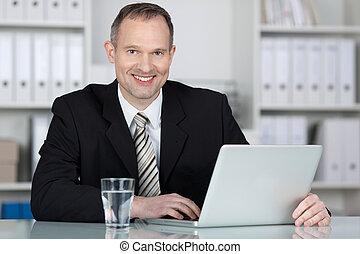 Competent businessman