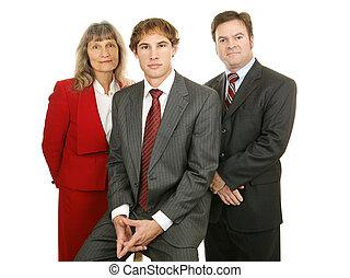 competente, squadra affari