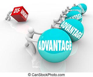 Competitive Advantage Race Team Vs Lone Competitor