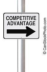competitivo, ventaja