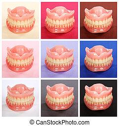 compilación, dentaduras